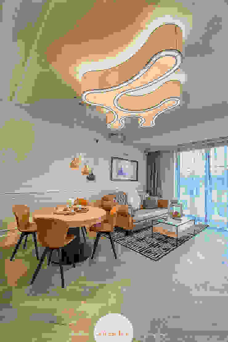 Zirador - Meble tworzone z pasją Dining roomLighting