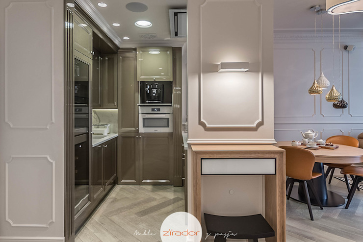 Zirador - Meble tworzone z pasją Corridor, hallway & stairs Drawers & shelves