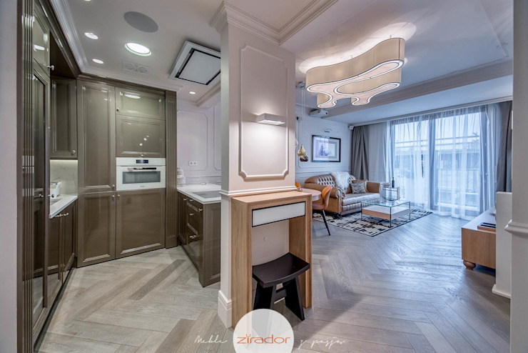 Zirador - Meble tworzone z pasją Living roomCupboards & sideboards