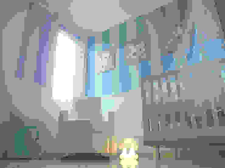 Habitación para Bebé Cuartos infantiles de estilo clásico de TRIBU ESTUDIO CREATIVO Clásico