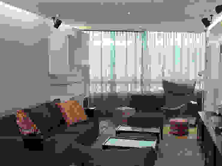 Apartamento 533 TRIBU ESTUDIO CREATIVO Salas de estilo moderno