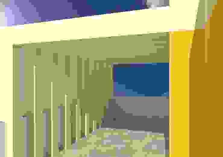 Vivienda La Rosa Casas modernas de Taller Esencia Moderno