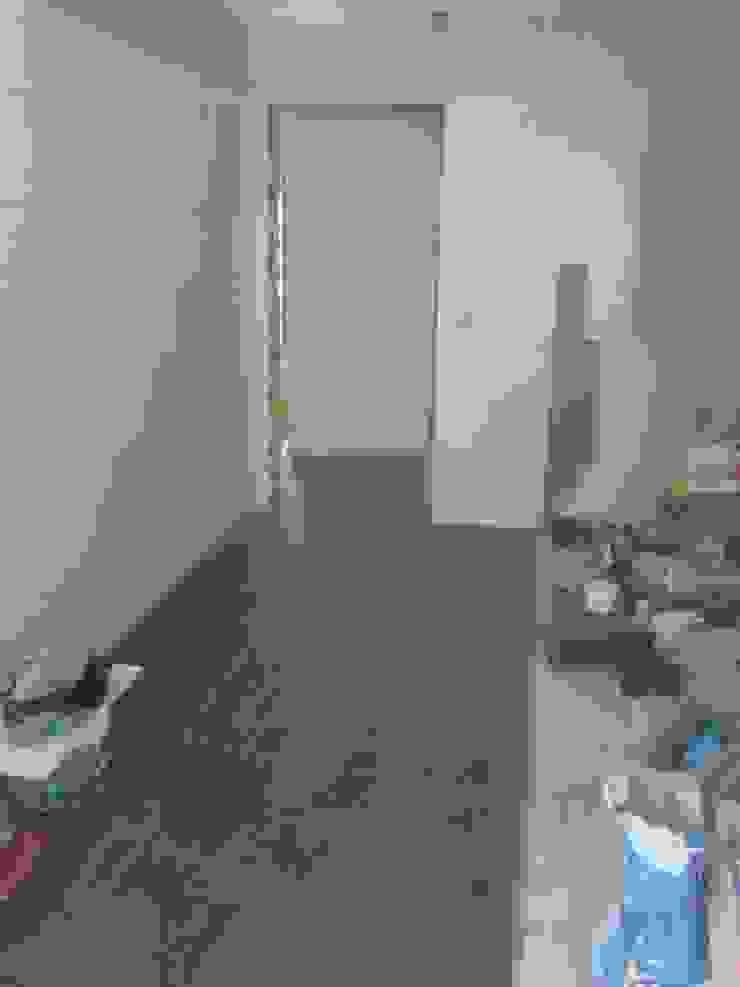 Renovação de cozinha por Officina de Interiores