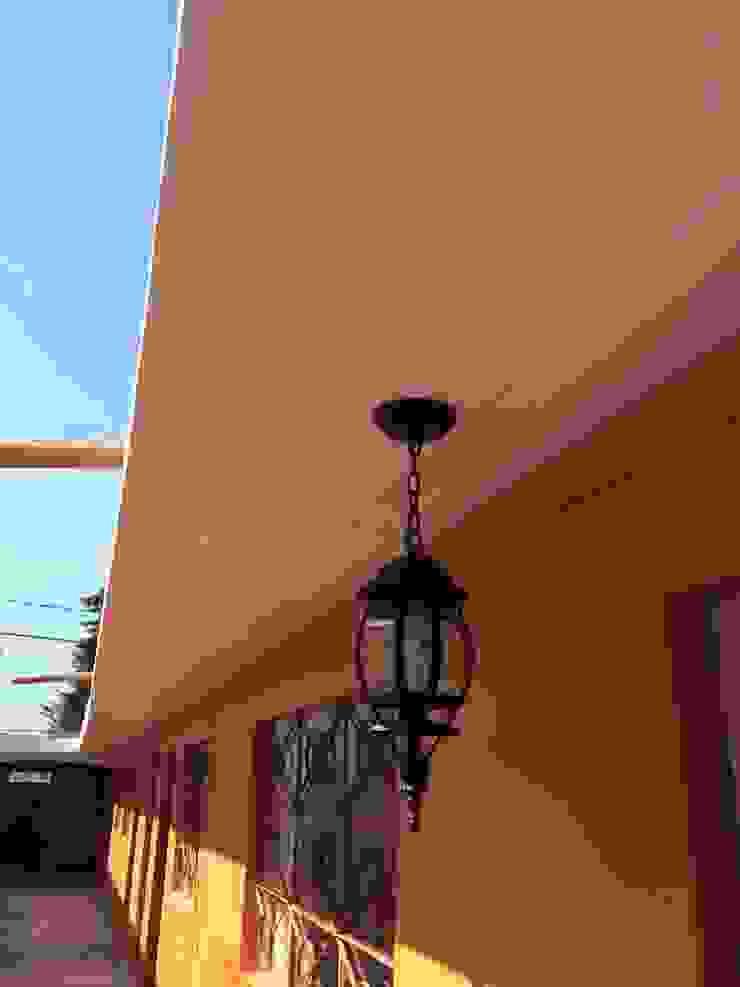 Ampliacion Nopalucan Casas rústicas de Taller Esencia Rústico