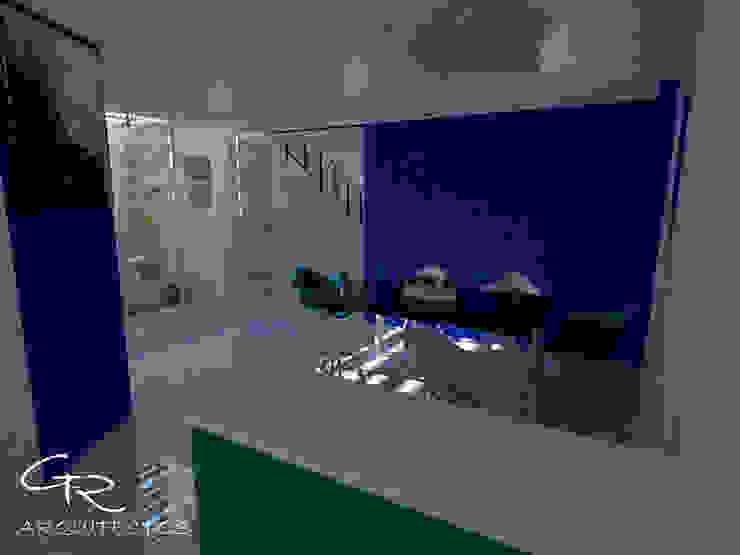 House Tempo Comedores modernos de GT-R Arquitectos Moderno