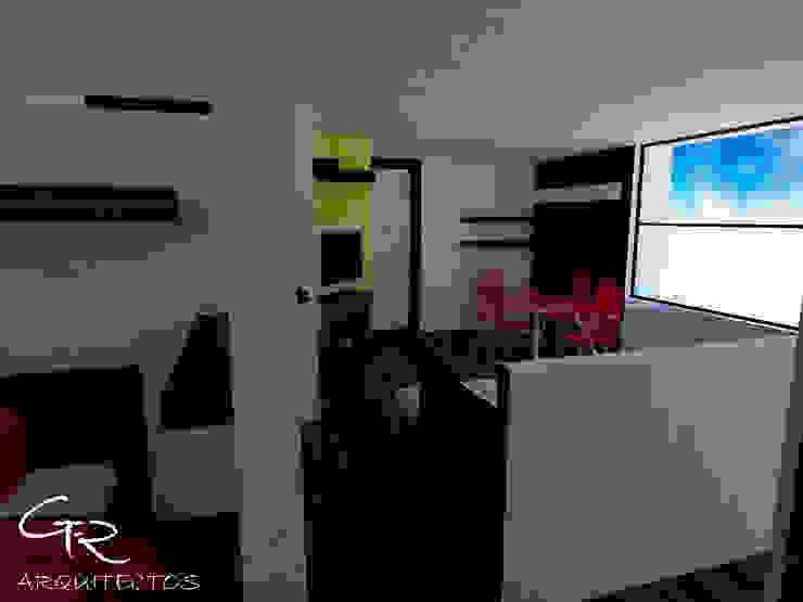 Loft Montecillo 05 Comedores minimalistas de GT-R Arquitectos Minimalista