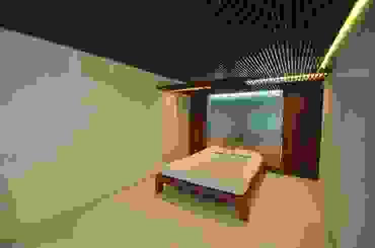 Master Bedroom Mediterranean style bedroom by The White Room Mediterranean