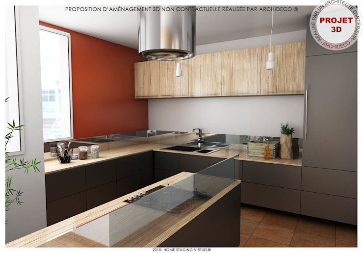 ArchiDeco KitchenBench tops