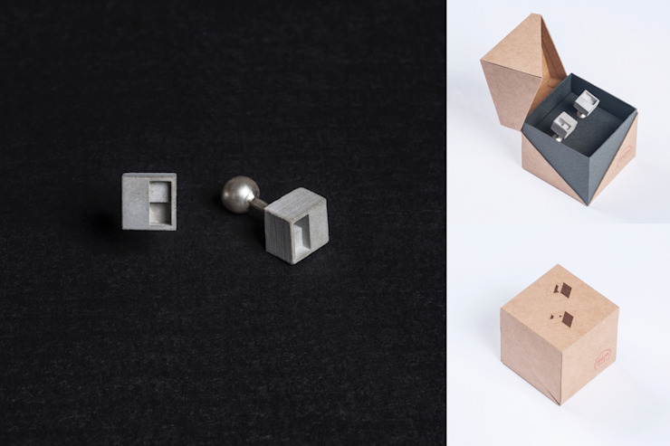 ELEMENTS Collection: modern  by Material Immaterial studio,Modern Silver/Gold