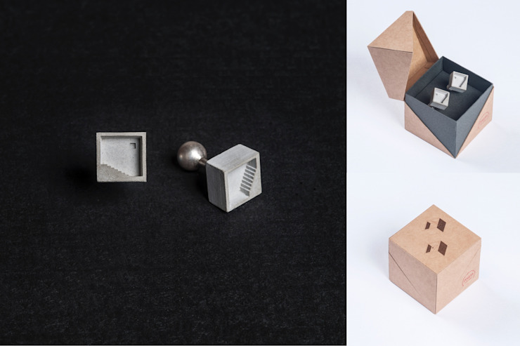 ELEMENTS Collection: modern  by Material Immaterial studio,Modern