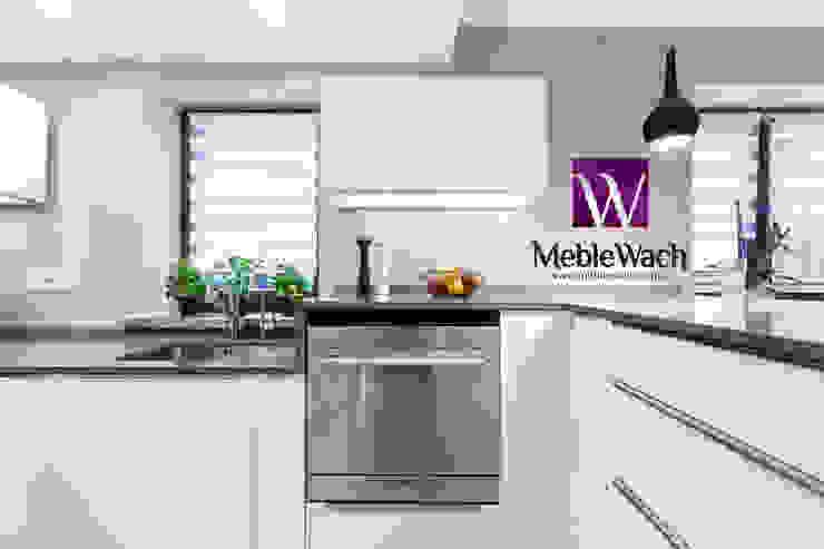 廚房 by MEBLE WACH,