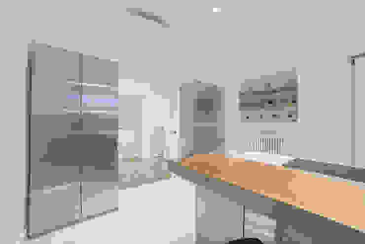 مطبخ تنفيذ ZETAE Studio,
