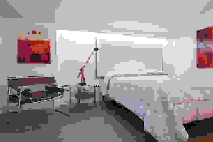 Quartos modernos por ZETAE Studio Moderno