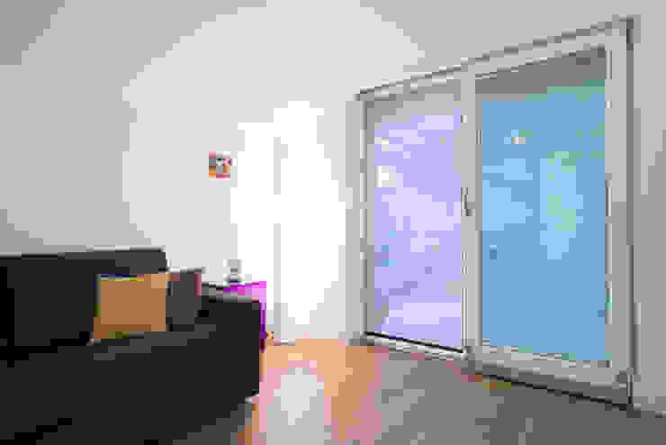 غرفة نوم تنفيذ ZETAE Studio,