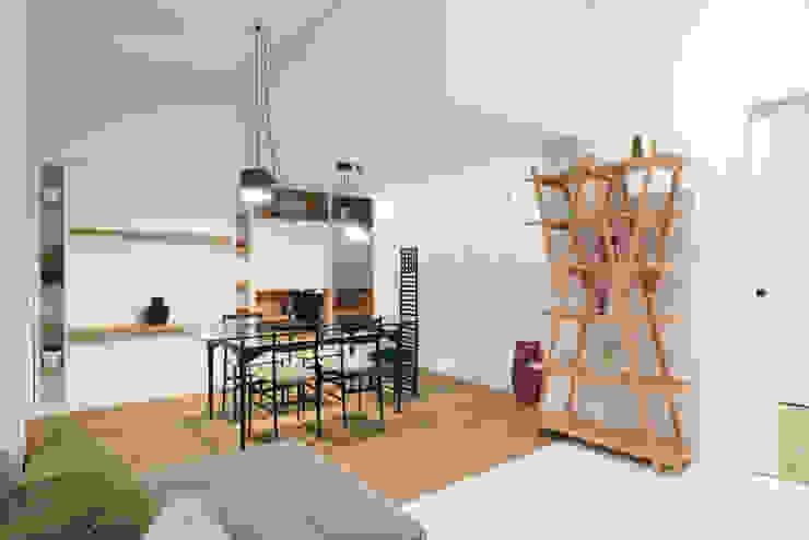 Comedores de estilo  de ZETAE Studio, Moderno