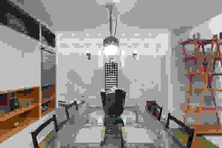 غرفة السفرة تنفيذ ZETAE Studio,