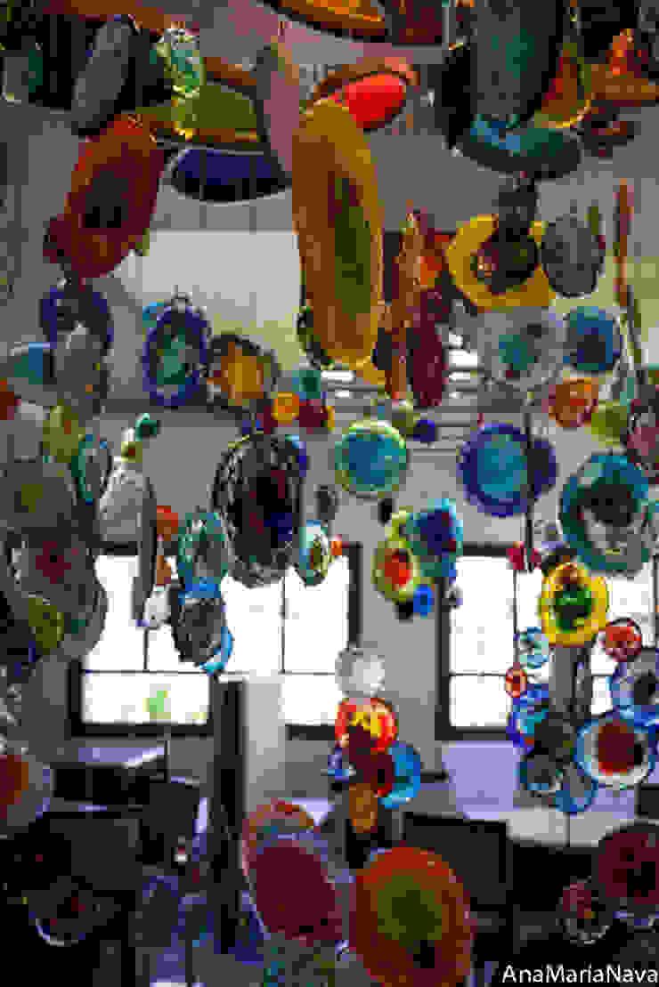 MAR DE MEDUSAS Ana Maria Nava Glass Restaurantes