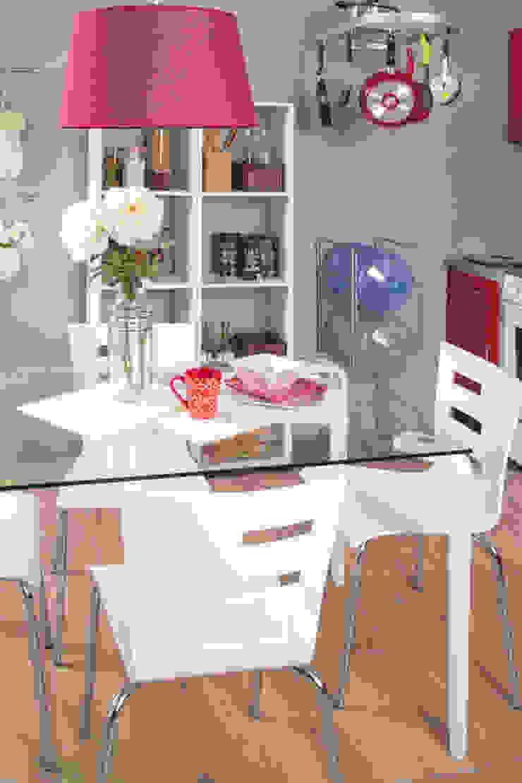 Comedor cristal de Idea Interior Moderno Vidrio