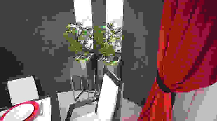 GEOMETRIC Salas de jantar modernas por GRAÇA Decoração de Interiores Moderno