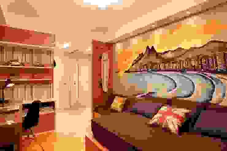 Dormitorios de estilo moderno de APM INTERIORES Moderno