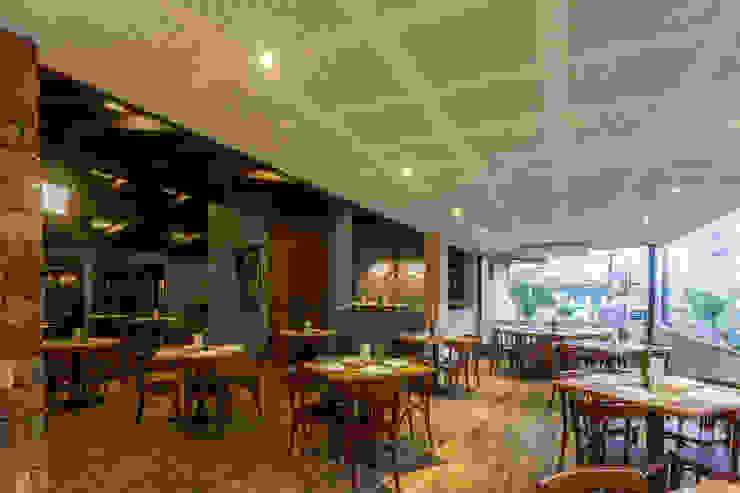 Piloni Arquitetura Rustic style gastronomy
