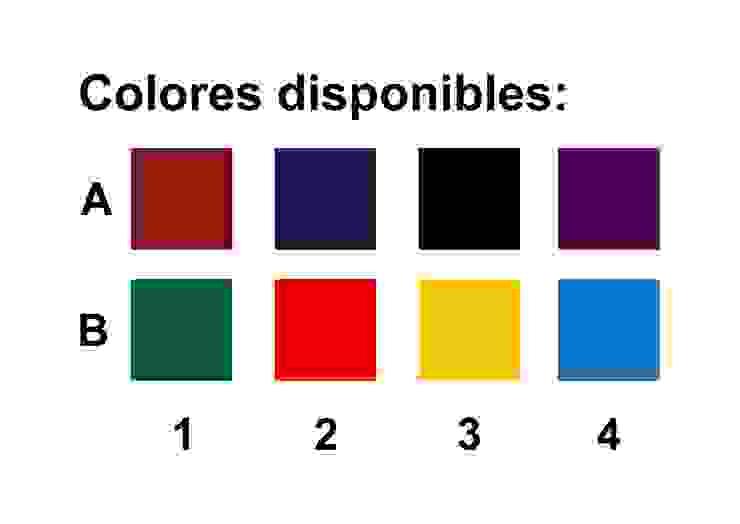 Colores disponibles (consultar por otros colores) de Izumi Moderno Papel