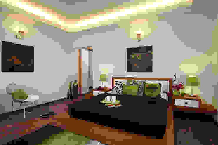 Guest Bedroom Savio and Rupa Interior Concepts Modern style bedroom