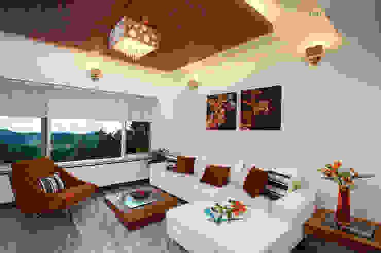 Living room Modern living room by Savio and Rupa Interior Concepts Modern