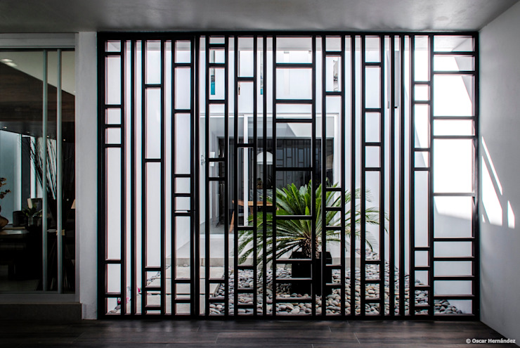 Modern Windows and Doors by BAG arquitectura Modern Iron/Steel