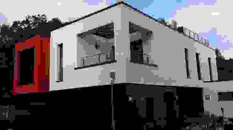 EFH LANDSHUT Moderne Häuser von Architekturbüro Schropp Modern