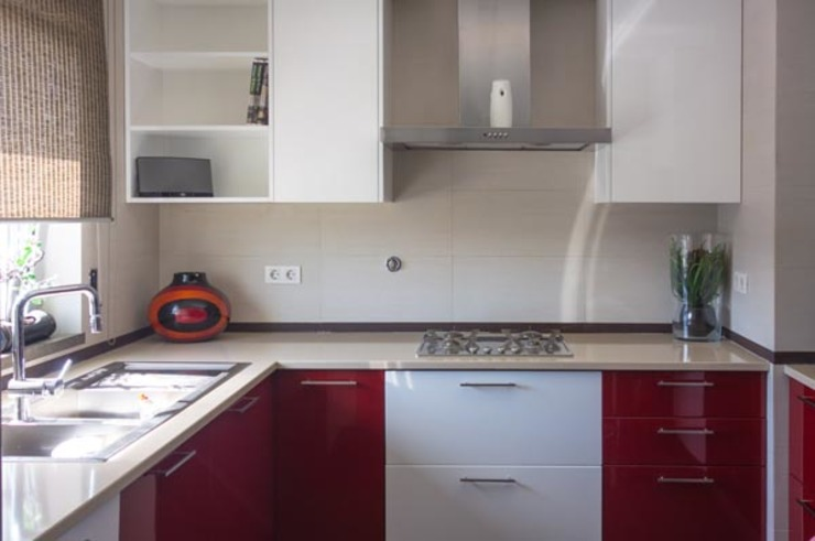 Cucina moderna di Architect Your Home Moderno