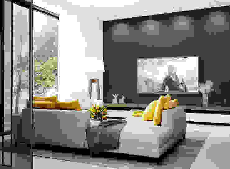 Salas de estilo minimalista de PRIVALOV design Minimalista