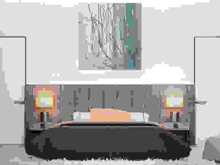 Cuartos de estilo minimalista de PRIVALOV design Minimalista