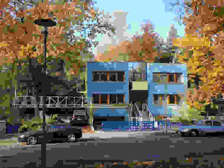 Maisons minimalistes par PURSCHKE + PURSCHKE ARCHITEKTEN Minimaliste