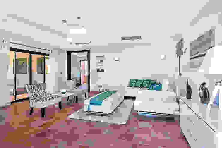 Frontera Lounge por Frontera Furniture Algarve Moderno