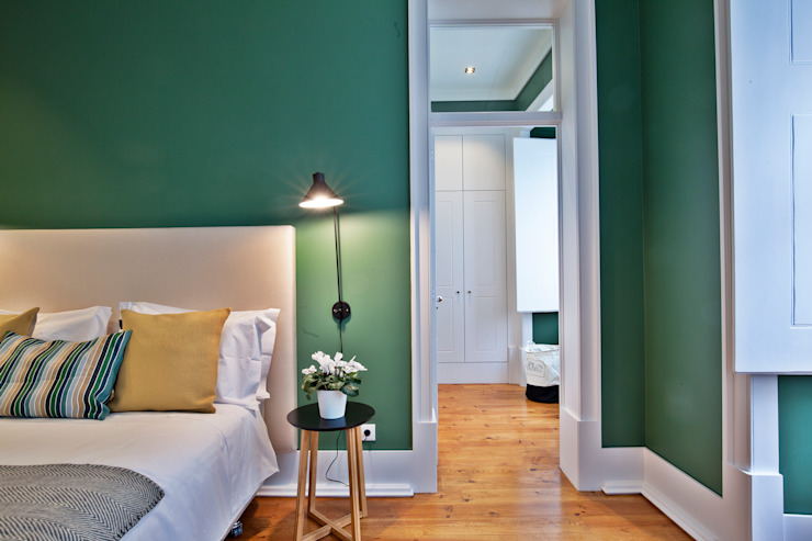 de Pureza Magalhães, Arquitectura e Design de Interiores Clásico
