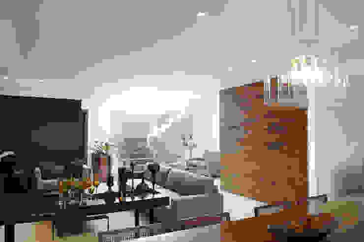 Modern Living Room by A/ZERO Arquitetura Modern