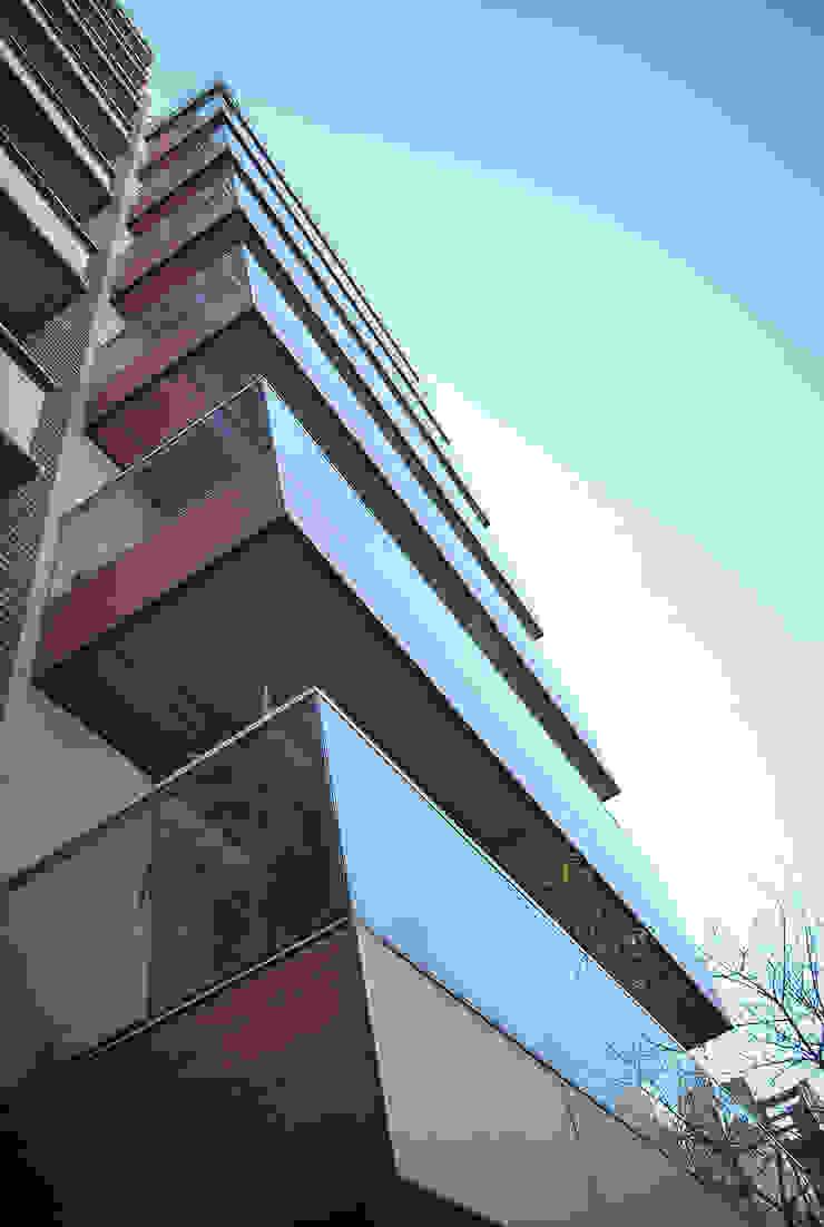 CCMP Arquitectura Modern terrace
