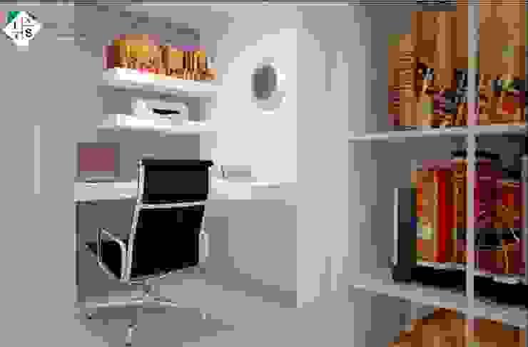 Modern study/office by Estudio 289 Modern
