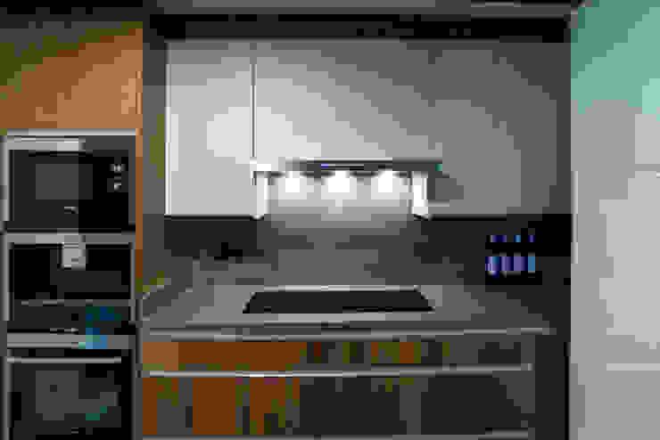 Ático Duplex, Reforma integral Cocinas de estilo moderno de Molina Decoración Moderno