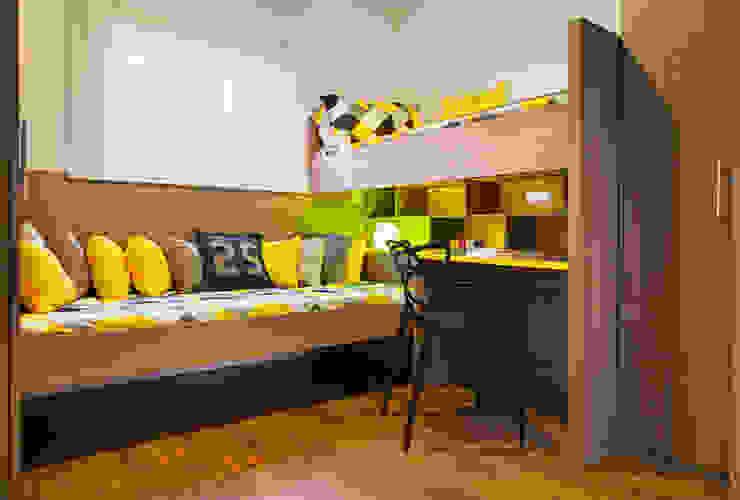 Детская комната в стиле модерн от homify Модерн