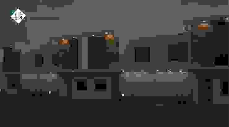 Privada Residencial Casas minimalistas de Estudio 289 Minimalista