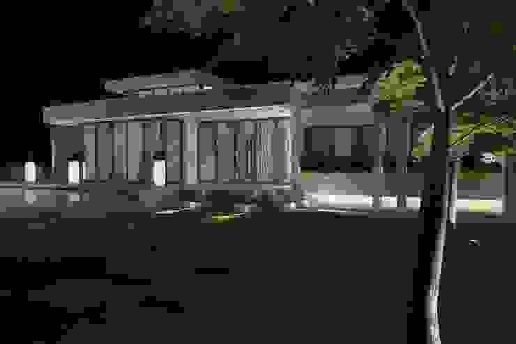 Mediterranean style house by DYOV STUDIO Arquitectura. Concepto Passivhaus Mediterráneo. 653773806 Mediterranean