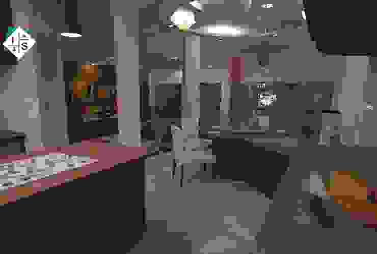 Interiorismo CF Cocinas modernas de ISLAS & SERRANO ARQUITECTOS Moderno