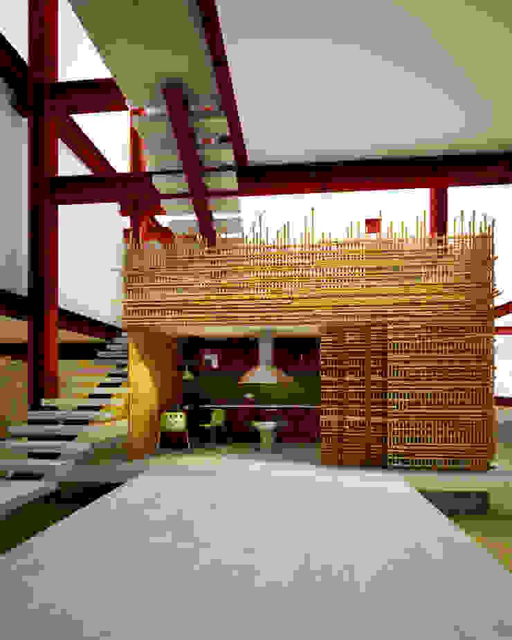A HOUSE FOR... Cocinas rústicas de mousa / Inspiración Arquitectónica Rústico