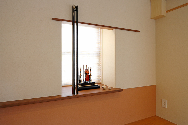 Salas de estar modernas por シーズ・アーキスタディオ建築設計室 Moderno