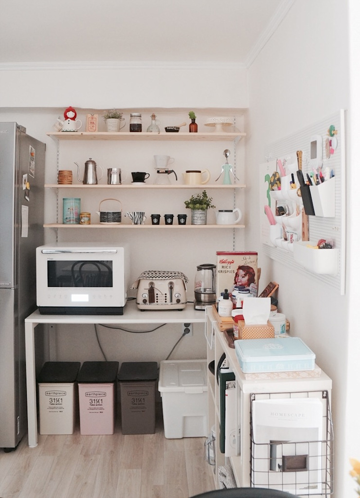 DIY 신혼집 인테리어 : toki의 스칸디나비아 사람 ,북유럽