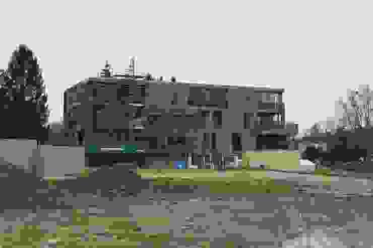 Diepengaerde Valkenburg Lb Moderne huizen van DI-vers architecten - BNA Modern