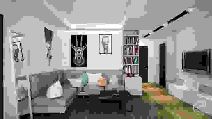 Progetti Architektura의  거실
