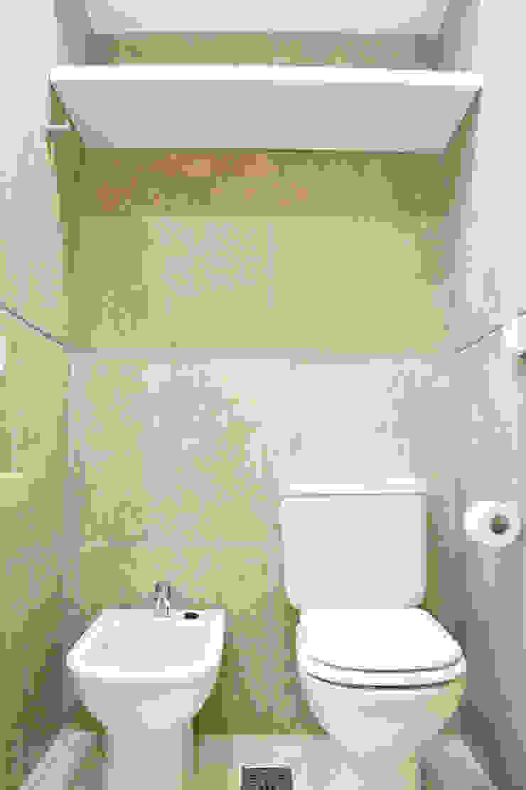 Baño Baños minimalistas de Estudio Nicolas Pierry Minimalista
